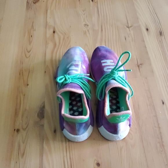 Adidas Shoes Pharrell X Nmd Human Race Holi Festival Poshmark